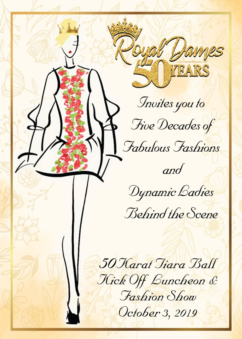 Events - Royal Dames of Cancer Research - Fall_Luncheon_2019